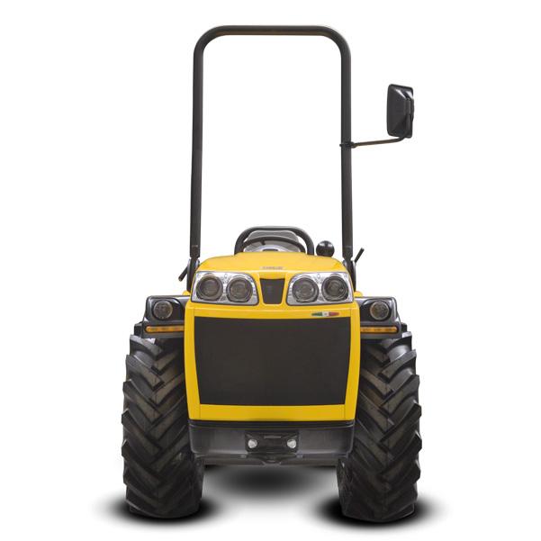 Frontal del tractor PASQUALI Eos 6.65