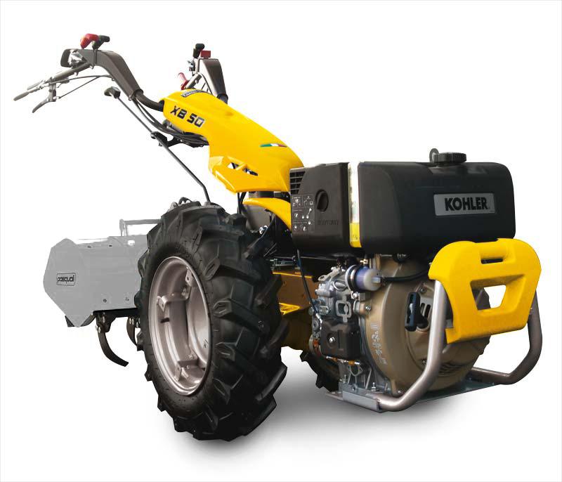 Xb50 of1 pascuali diesel kohler kd440 11hp motocultor - Motocultor segunda mano ...